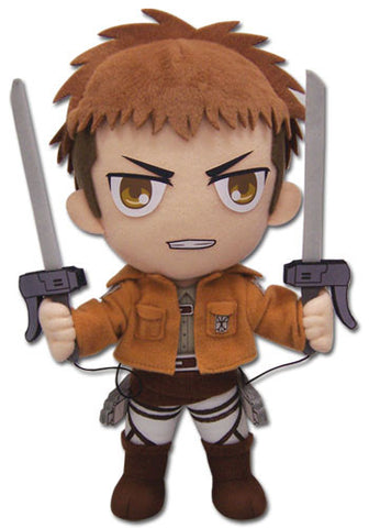 "Attack On Titan Jean 8"" Plush"