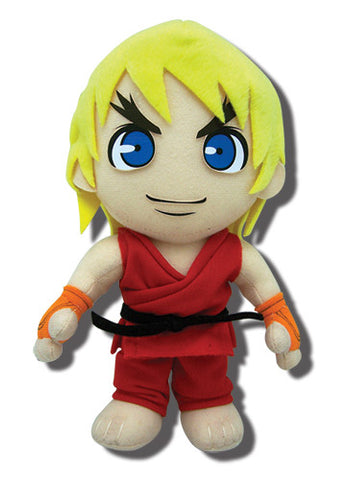 "Street Fighter Ken 8"" Plush"