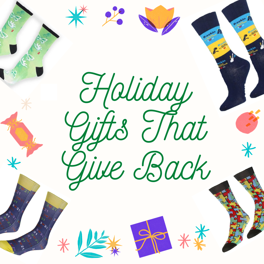 Gift Ideas That Give Back 2020