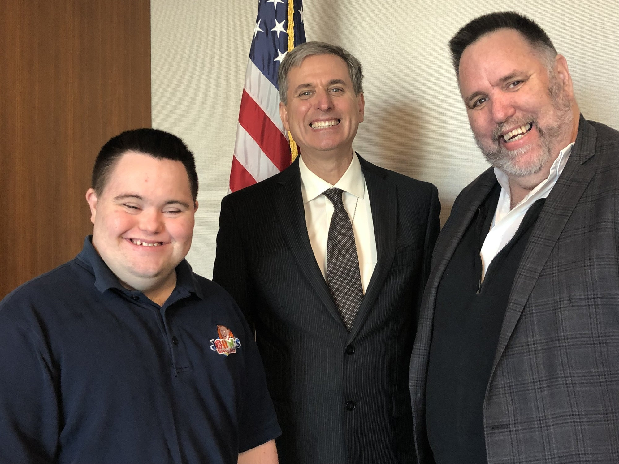 John and Mark Cronin Spoke at the U.S. State Department on Issues of Entrepreneurism and Empowering People with Differing Abilities