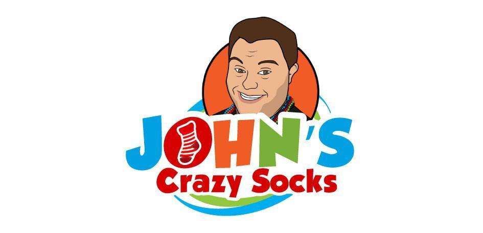Hey John's Crazy Socks, Where'd You Get that Logo?