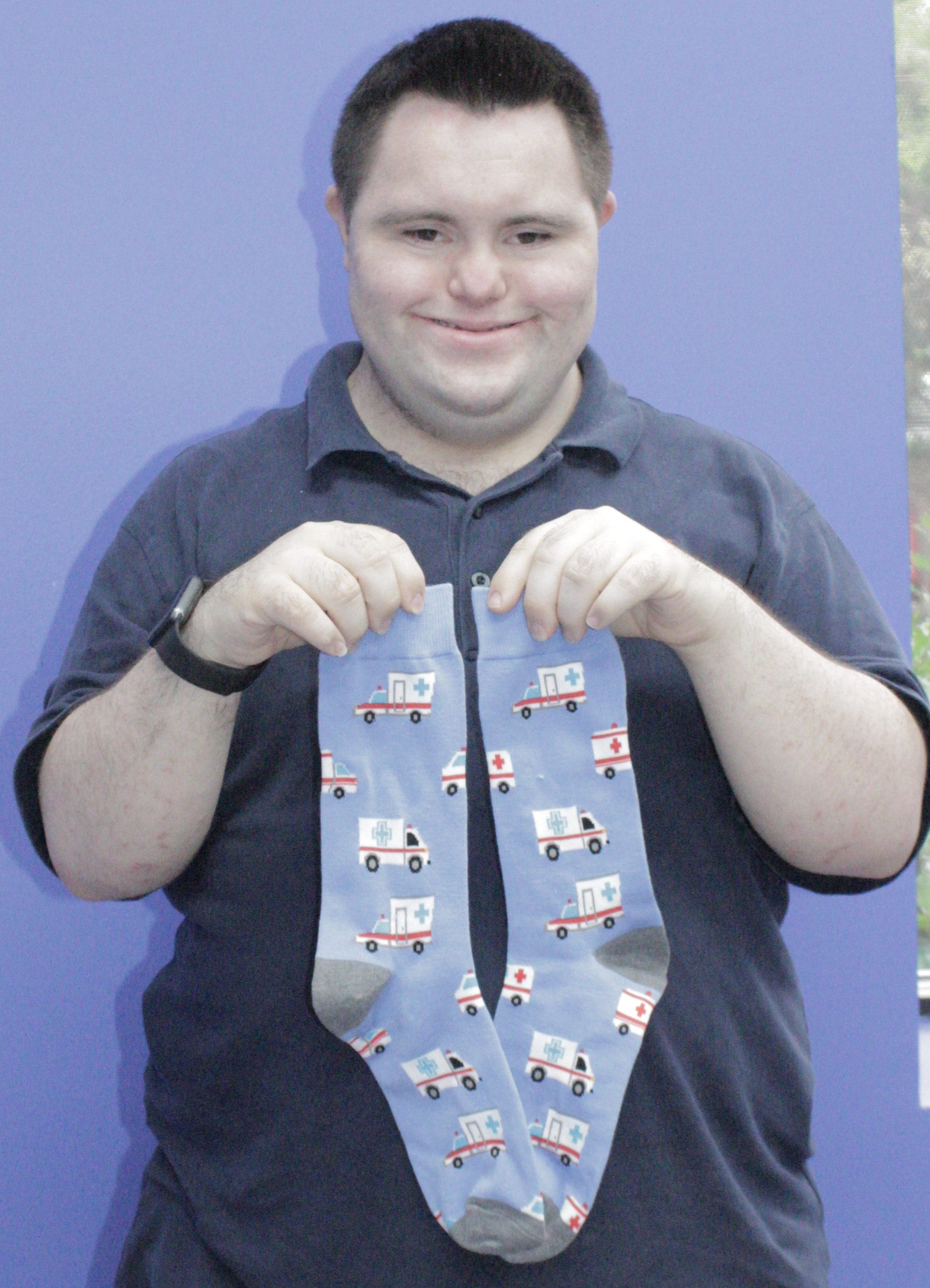 John's Crazy Socks Introduces EMT Tribute Socks