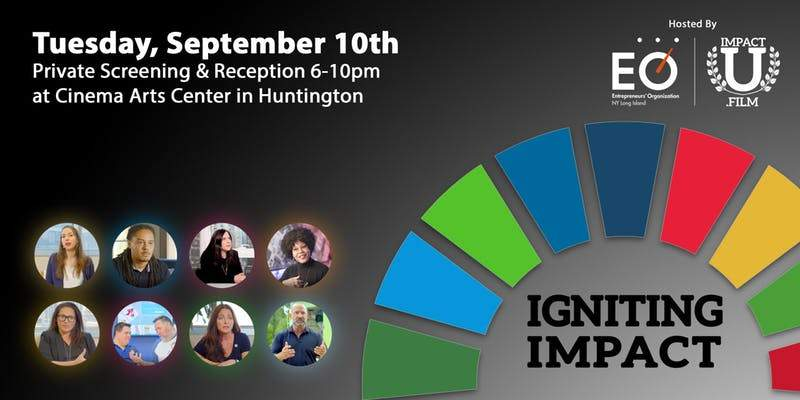 John and Mark Are Featured in the Documentary Igniting Impact