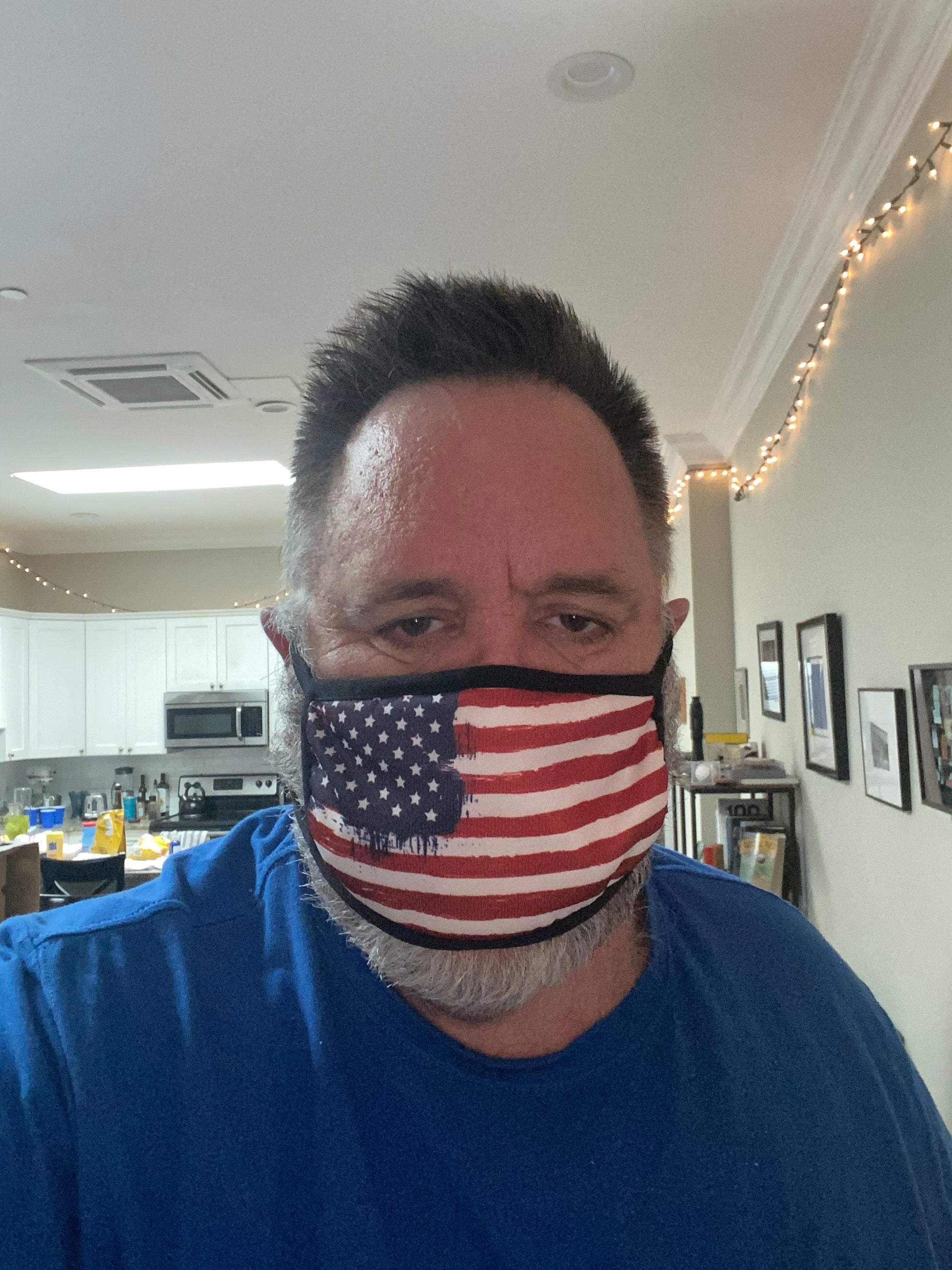 I am a Dad in the U.S.A.: Here's Why I Wear a Face Mask
