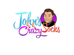 Alternate logo for John's Crazy Socks