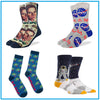 Rockets, Space and Science Socks