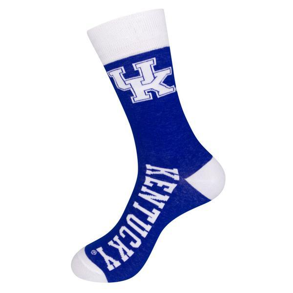 Kentucky Wildcats Unisex Crew Socks