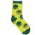 KID'S BROCCOLI MONSTER SOCKS Green