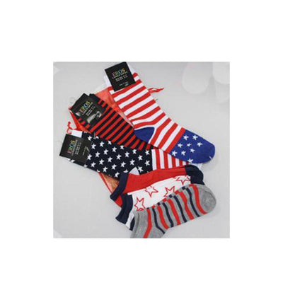 4th Of July  Of Socks - Women's Ankle & Crew Sock Bag