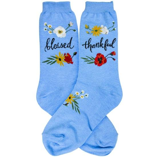 Blessed Women's Crew Socks