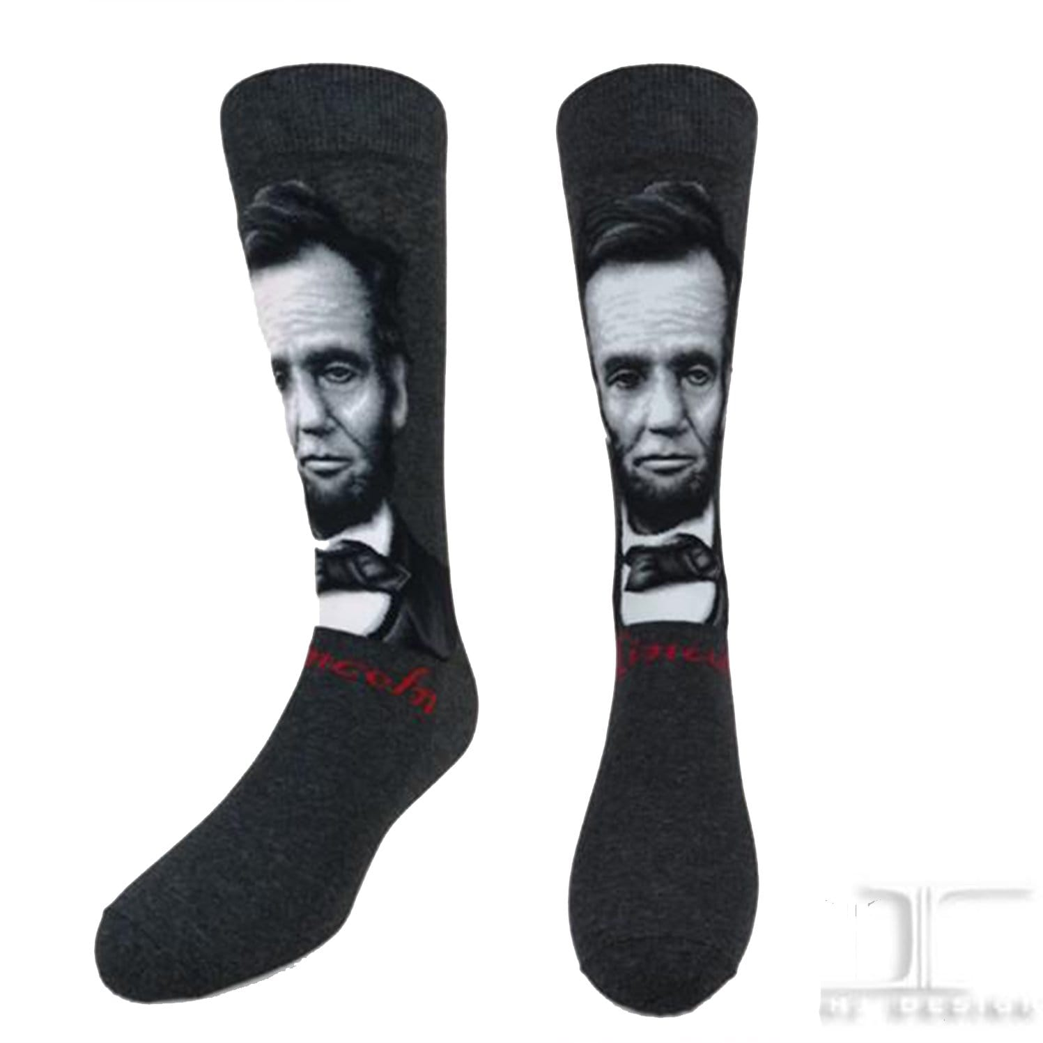 abraham-lincoln-socks-crew-socks-for-women
