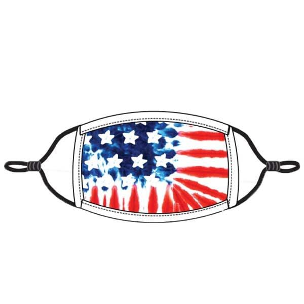 American Flag Unisex Face Mask