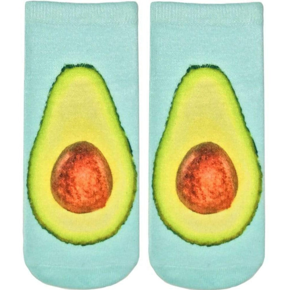 Avocado Ankle Sock Green