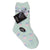 Dot Print Fuzzy Kids Socks Kids / Mint Green