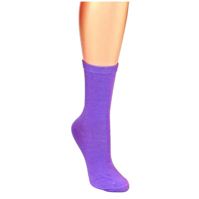 Brightly Colored Socks Women's Crew Sock