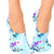 Butterfly Garden Liner Sock No Show Socks