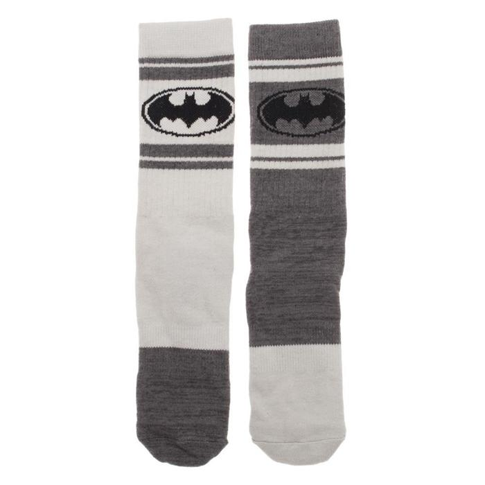 Batman Flipped Color Socks Men's Crew Sock