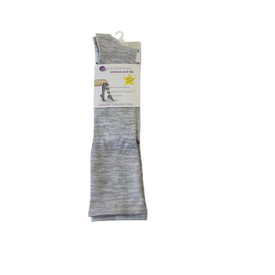 Grey Compression Socks Knee High Sock Grey