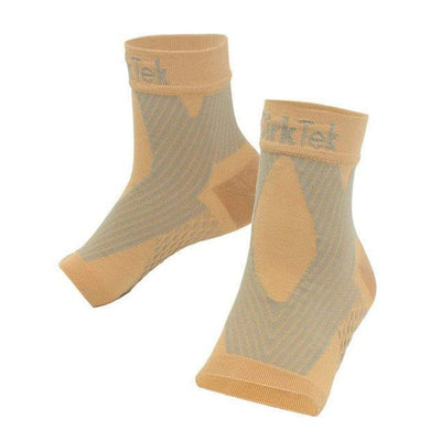 copy of compression foot sleeves socks pink