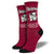 Christmas Spirit Sock Women's Crew Socks