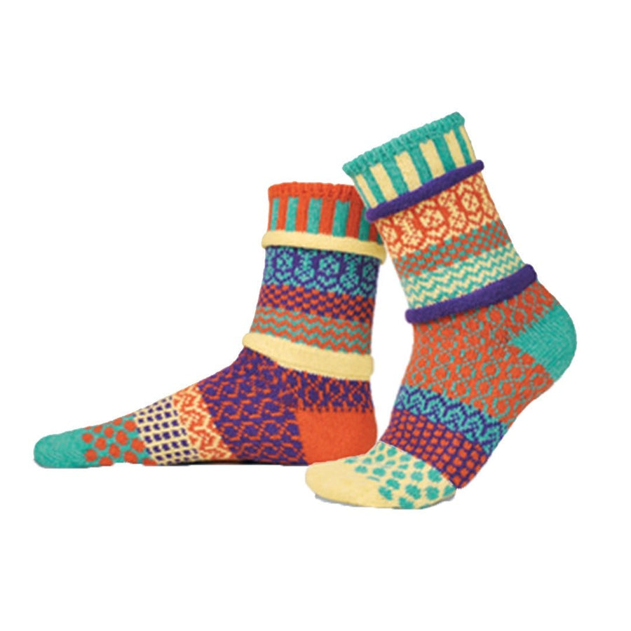 DAWN COTTON CREW SOCKS