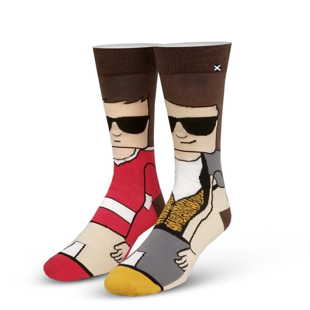 Day Off Socks - Unisex Crew Socks