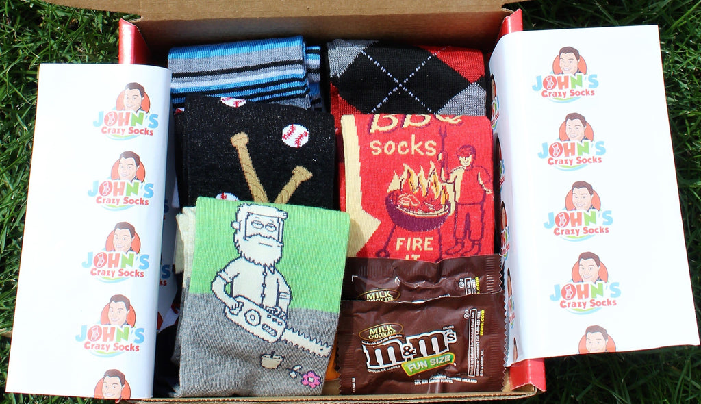 Father's Day Box of Socks