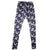 Fla La Llama Leggings Small / Navy