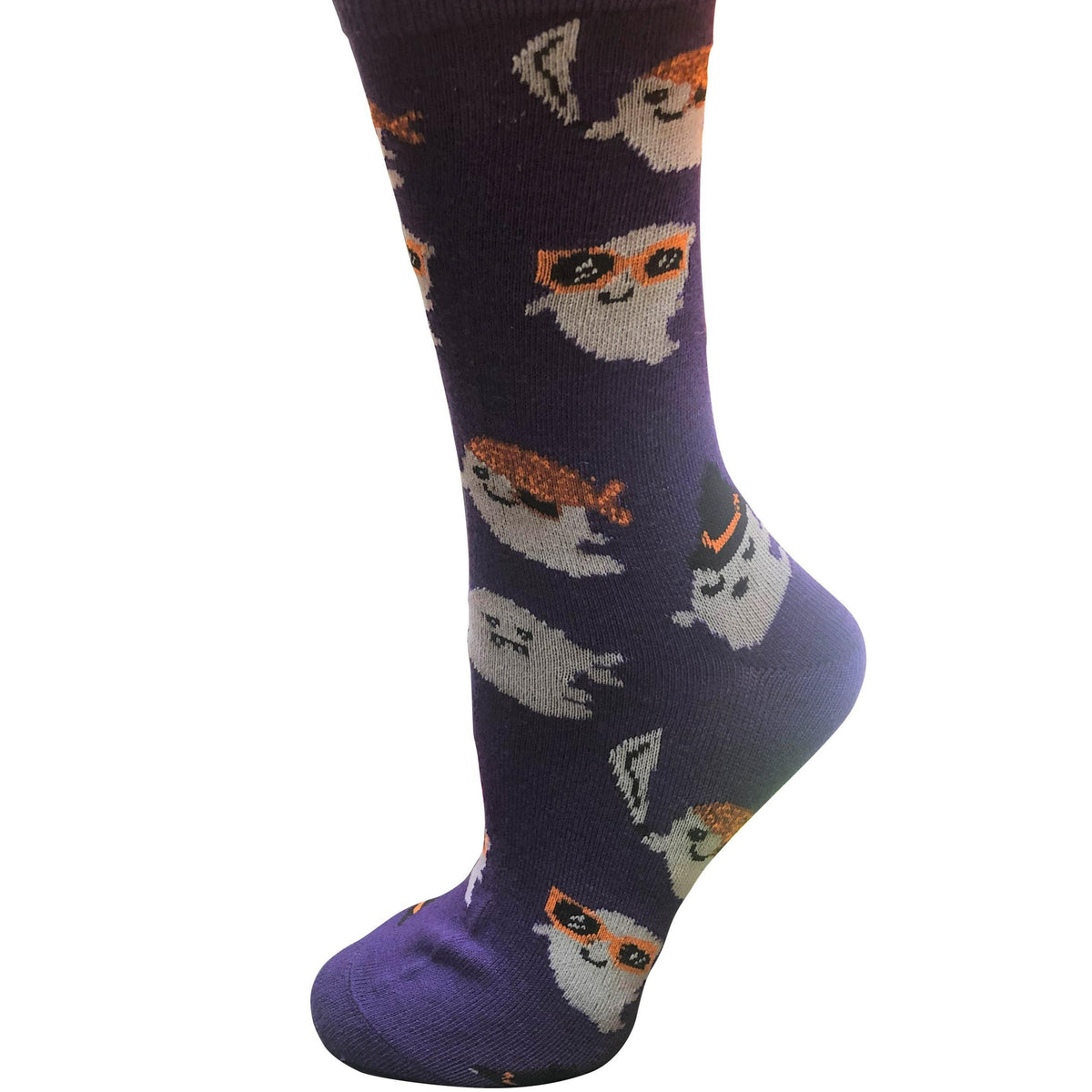 Fun Ghosts Women's Crew Sock