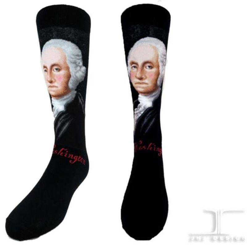 george-washington-socks-crew-socks-for-women