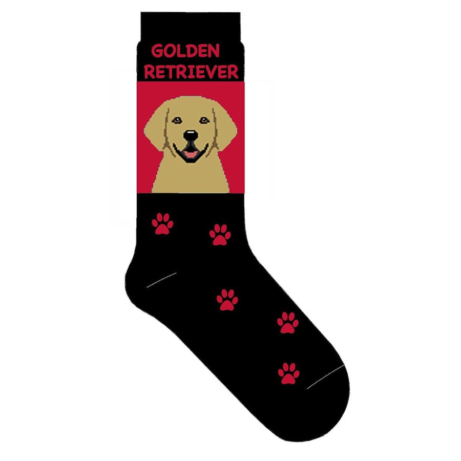 Golden Retriever Dog Crew