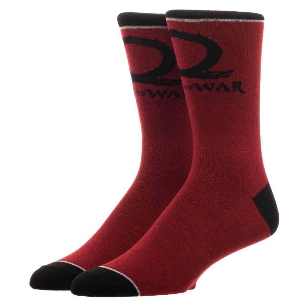 God of War Socks Men's Crew Sock