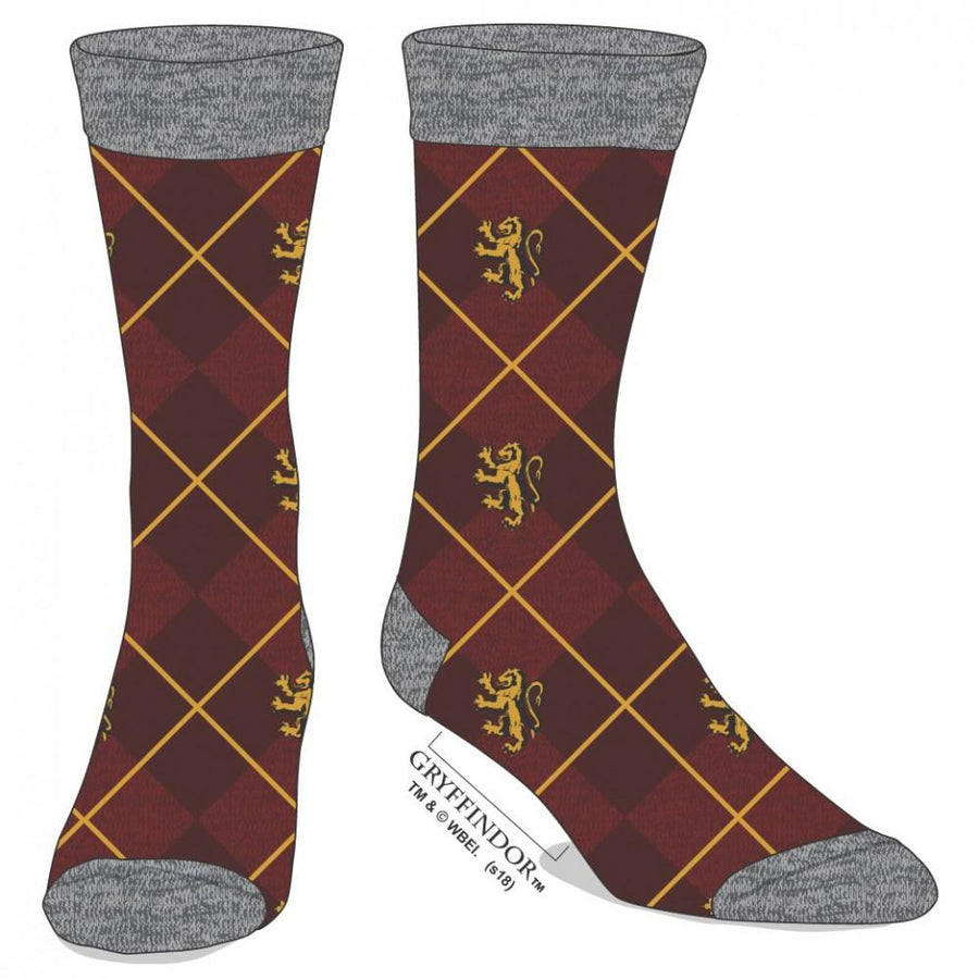 Gryffindor Men's Dress socks