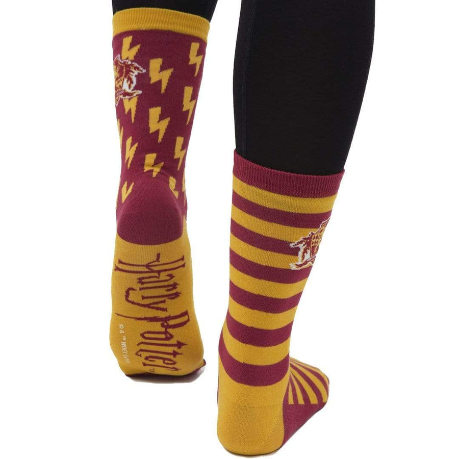 Harry Potter Gryffindor Socks - Crew Socks