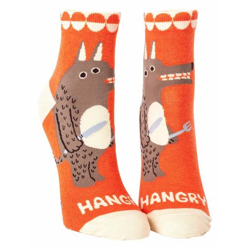 Hangry Socks Women's Ankle Sock
