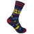 It's My Birthday Socks Unisex Crew Socks Blue