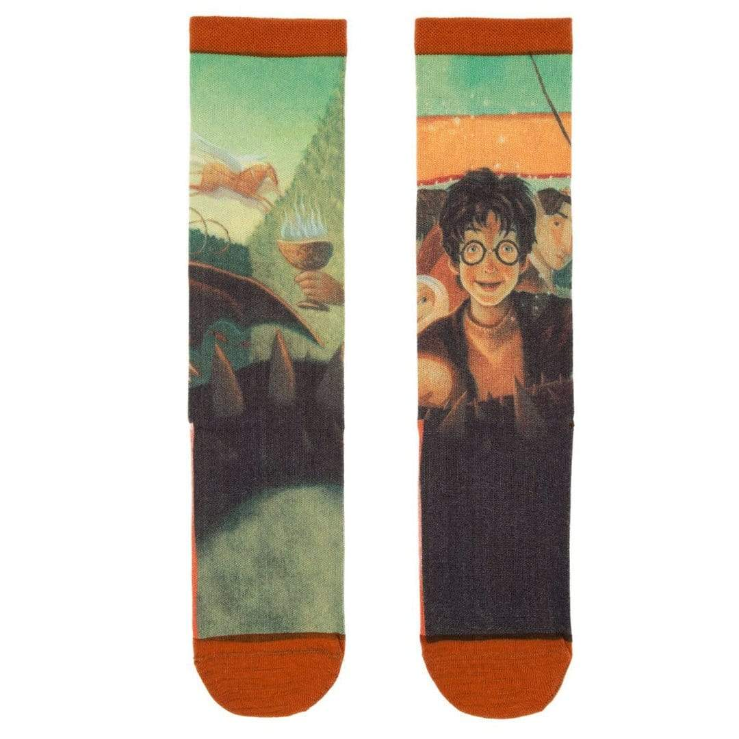 Harry Potter and the Goblet of Fire socks Unisex Crew Sock