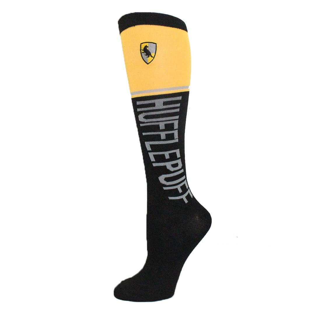 Harry Potter Hufflepuff -  Woman's Knee High Socks