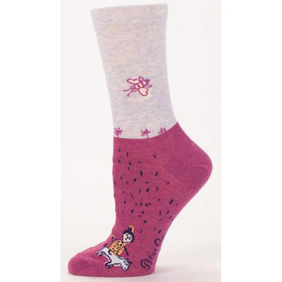 I'm Not Bossy, I'm the Boss Socks - Crew Socks for Women