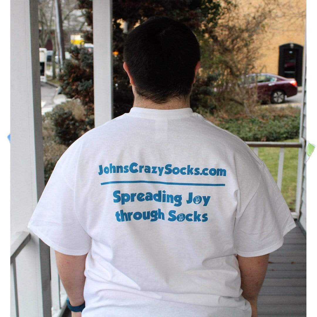 John's Crazy Socks T-Shirt
