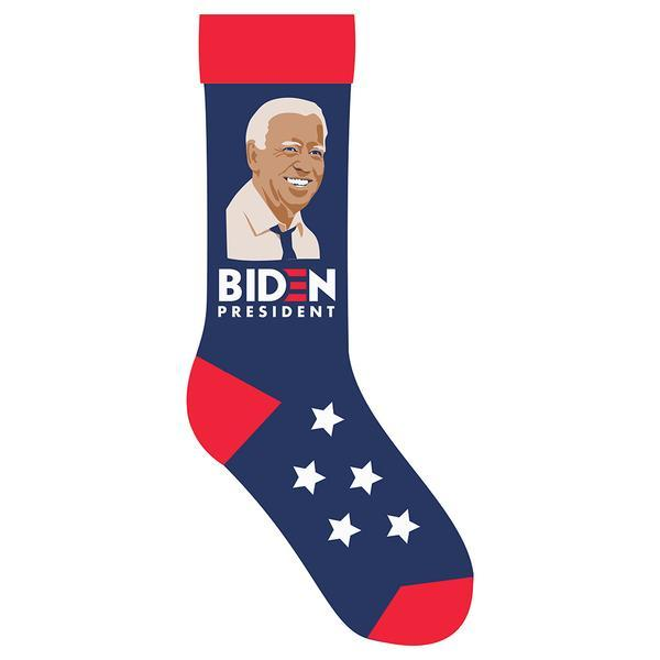 Biden For President Socks Unisex Crew Sock