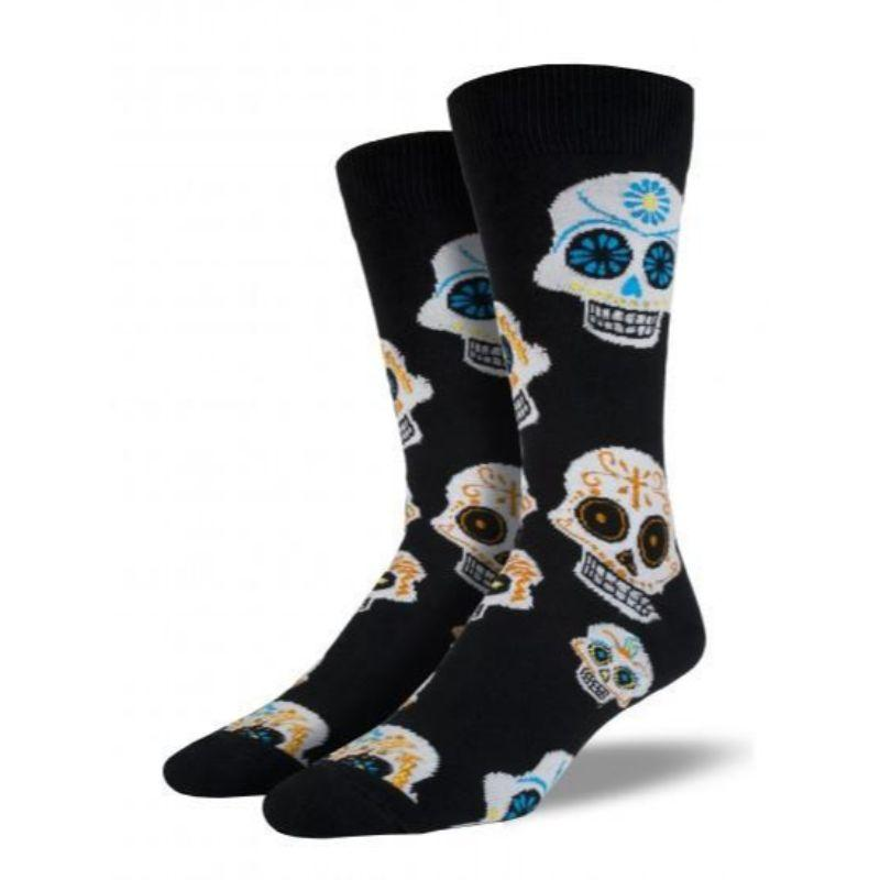 muertos socks crew socks for men