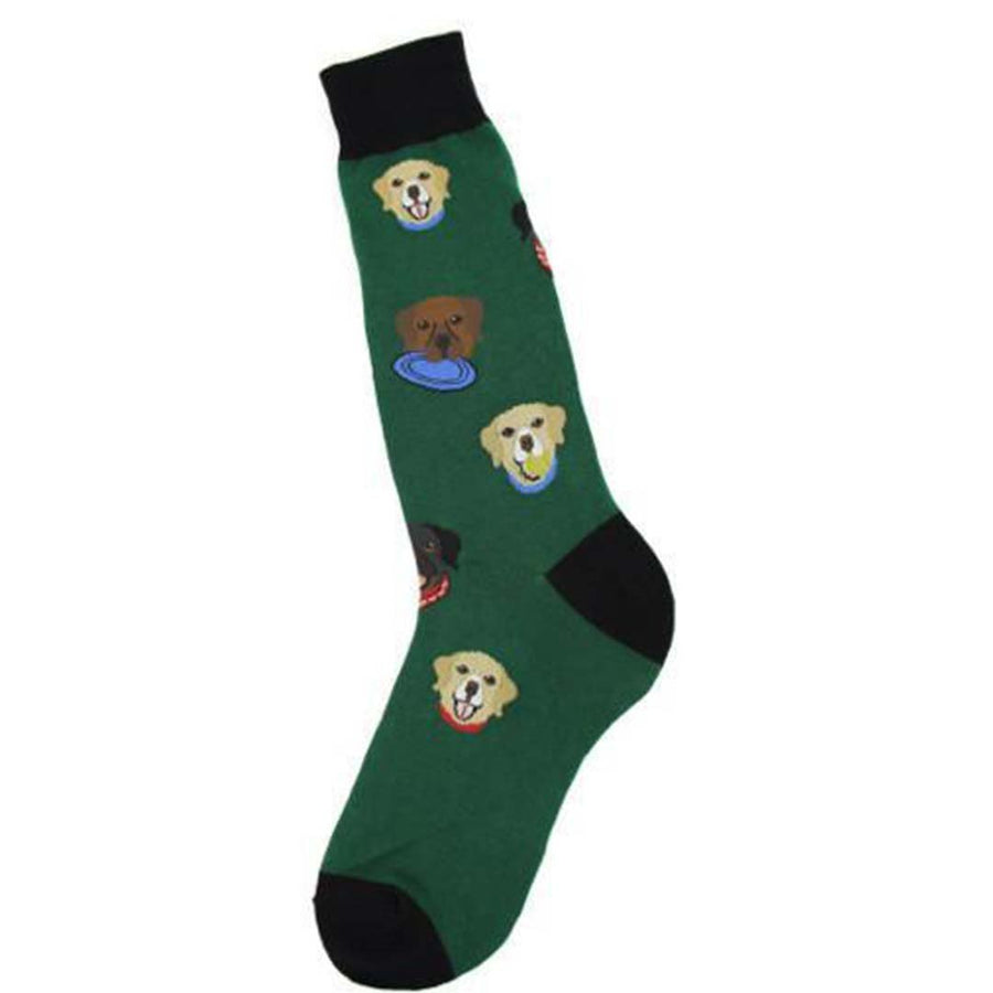 Labrador Socks - Crew Socks for Men