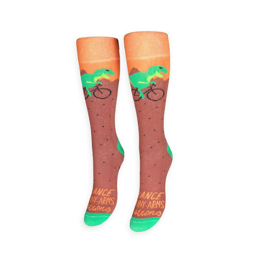 LANCE TINY-ARMS STRONG SOCKS - UNISEX CREW SOCKS