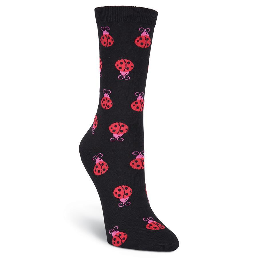 Ladybug Socks for Women