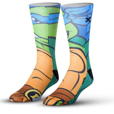 TMNT Leonardo Socks -- Together