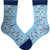 Down Syndrome Awareness  Light Blue Unisex Crew Socks Light Blue