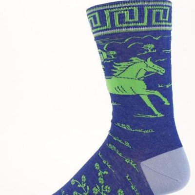 Hark! To the Microbrewery Socks - Crew Socks for Men