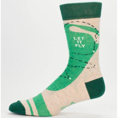 mens-golfing-green-crew-socks