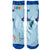 "Microsoft ""Accessifiers"" Charity Sock Light Blue"
